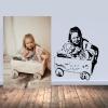 Samolepka z fotografie - vinylová samolepka na zeď