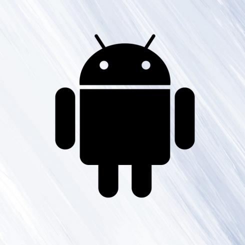 Android logo - vinylová samolepka na auto
