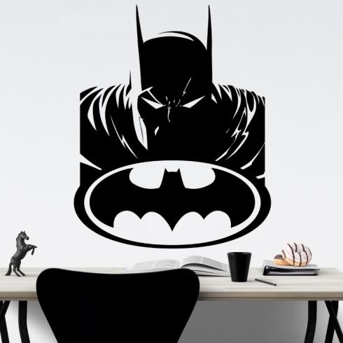Batman - vinylová samolepka na zeď