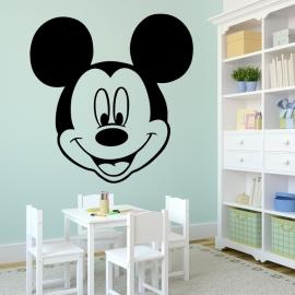 Mickey Mouse - vinylová samolepka na zeď