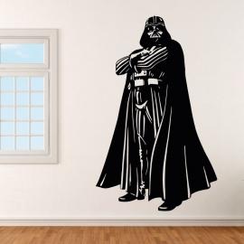 Darth Vader ze StarWars - vinylová samolepka na zeď
